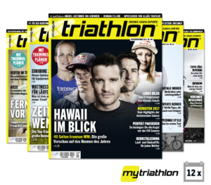 Triathlon Magazin Abo